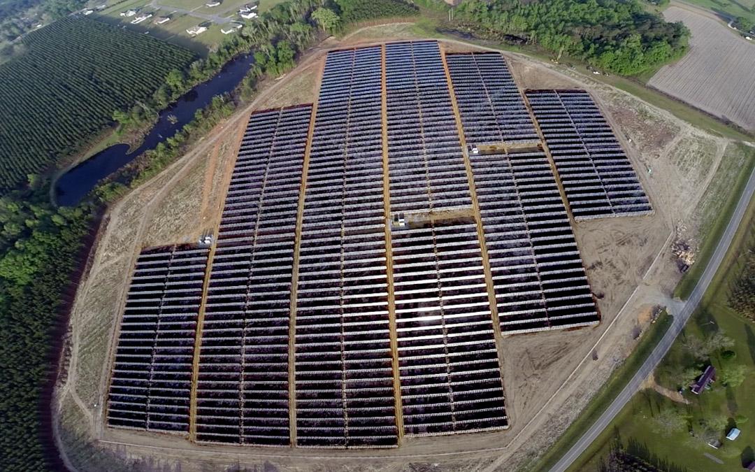 Georgia Power- Dublin Solar PV Array