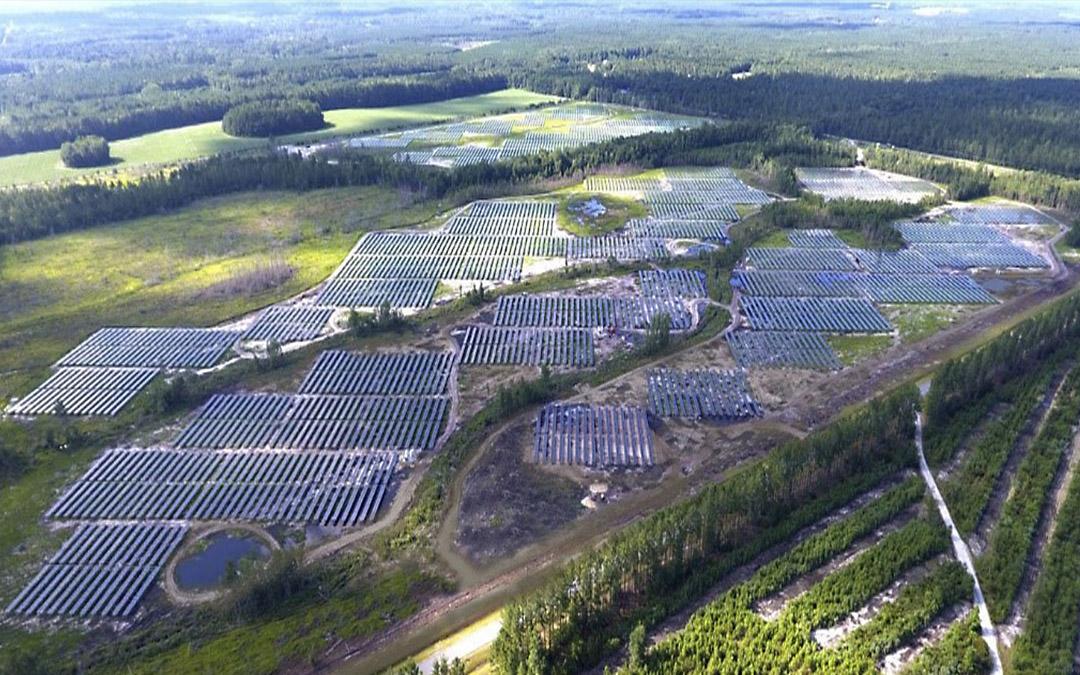 Georgia Power- Rincon Solar PV Array