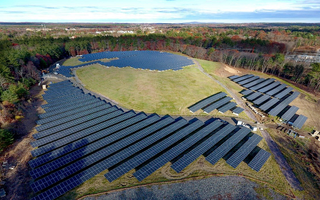 Town of Walpole Landfill Solar Array
