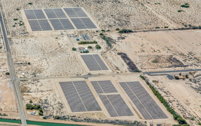 Imperial Irrigation District- Dixieland East & West Solar PV Array