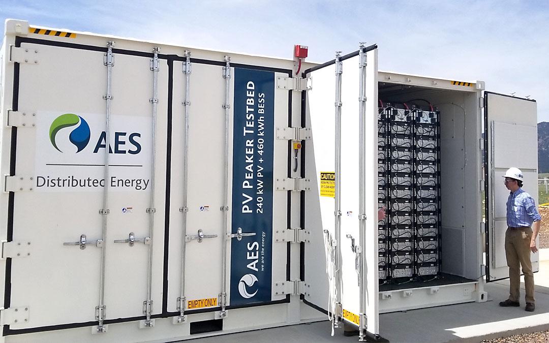 National Renewable Energy Laboratory Testbed Facility