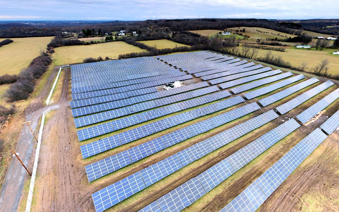 St. Lawrence University Solar PV Array