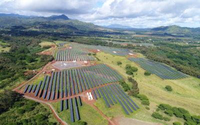 Kaua'i Island Electric Cooperative Solar + Storage Peaker Plant