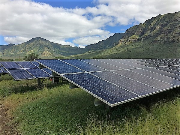 Hawai'i Feed-In-Tariff Solar Portfolio