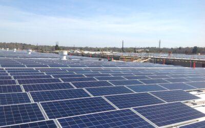 Compass Circle Solar PV
